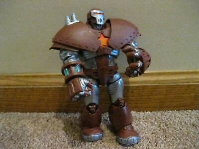 marvel legends baf crimson dynamo complete build a figure mint