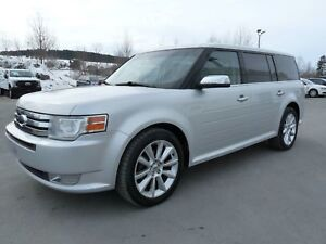 Ford Flex Limited 4 portes, traction intégrale