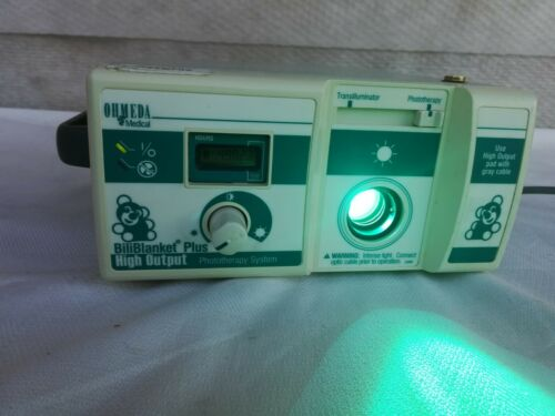 OHMEDA Medical Biliblanket Plus High Output Phototherapy System (6600-0652-801)