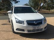 Holden Cruze 2010 CD Manual Diesel - 2L Turbo Amaroo Gungahlin Area Preview