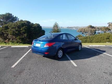 2014 Hyundai Accent Sedan Devonport Devonport Area Preview