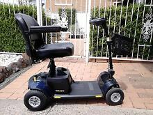 Folding Go Go Traveller Electric Mobility Scooter Mount Warrigal Shellharbour Area Preview