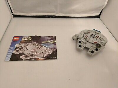 Lego 4488 Star Wars Mini Millennium Falcon (2003) used and complete