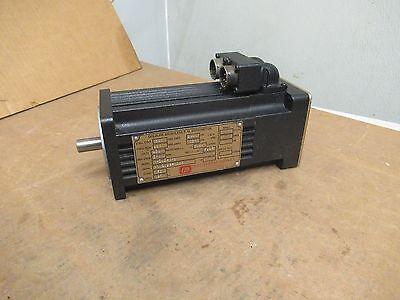 Industrial Drives Servo Motor B-202-b-21 B202b21 230v Volts 3800 Rpm Used