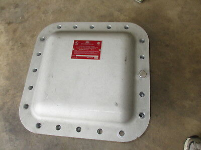 Akron Electric AXJ12126-H1-N1-N4-N5 Outlet Box Hazardous Locations NOS PLZ READ