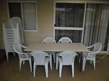 AFFORDABLE CHAIR + TABLE HIRE Blacktown Area Preview