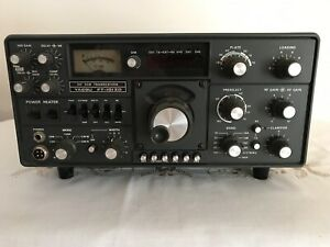 7cdbec8ef8f Yaesu FT 101zd Vintage High End Trans X