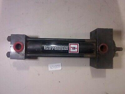 Hydro-line N5g-1.5x6 N-.63-2-n-h-n-x-x-x Hydraulic Cylinder 1.5 Bore 6 Stroke
