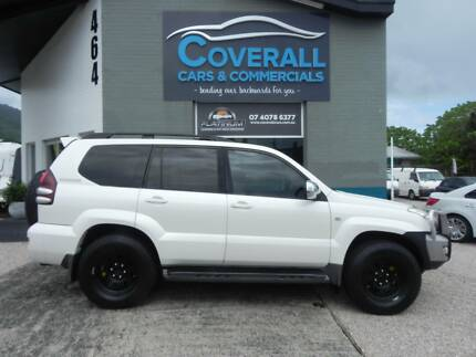 2003 Toyota LandCruiser PRADO GRANDE AUTO SUV Earlville Cairns City Preview