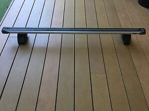 Thule Slidebar roof racks great condition Penrith Penrith Area Preview