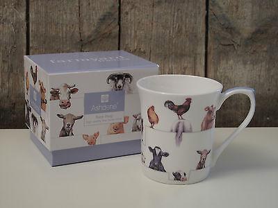 asse - Farmyard Friends - Bauernhof Tiere - Porzellan  (Yard Tassen)