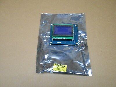 1 Nib Labconco Dg-12864 Dg-12864-53 Lcd Display Module Blue Dg