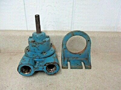Tuthill 4302 Pump 219258j Used
