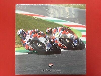 Ducati Corse official 2016 Year Book NEW MotoGP , W/SBK,  Chaz Davies, Dovizioso