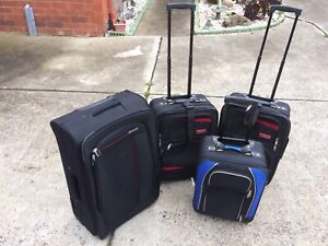 Luggage suitcase bundle only $30 the lot