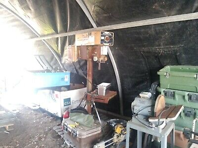 Delta Model 20 Drill Press Sold For Parts Local Pick Up Only