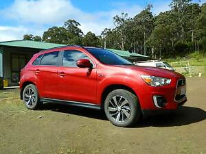 2014 Mitsubishi ASX Wagon Glen Huon Huon Valley Preview