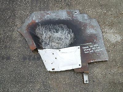 2003 FERRARI 360 MODENA 3.6 N/S LEFT FUEL TANK HEAT SHIELD / TRIM 184300