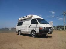 2003 Toyota Hiace Hitop Campervan WA rego East Perth Perth City Preview