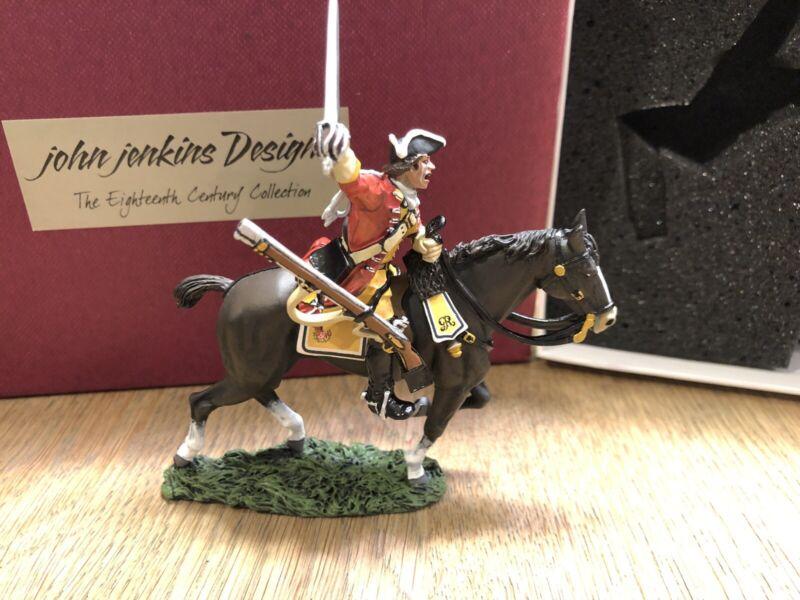 John Jenkins: Boxed Set BJCAV-01 - Cobhams 10th Dragoon. Jacobite Rebellion. MIB