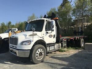2006 freightliner crash attenuator