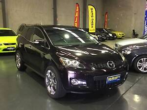 MAZDA CX-7 SPORTS  2010  AUTO  EASY FINANCE OR RENT TO OWN Arundel Gold Coast City Preview