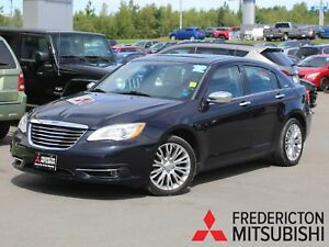2012 Chrysler 200 Limited V6 | HEATED LEATHER | SUNROOF