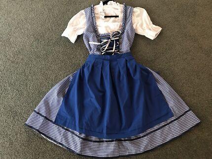 Octoberfest Beer Maid Costume