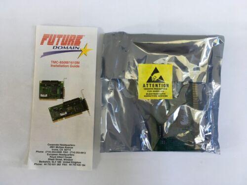 Vintage 1995 Future Domain TMC-1610M SCSI Controller Board 01-01610-000-02