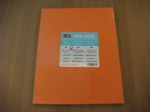 NEW Stampin' Up! Retired Color Card Stock 8½