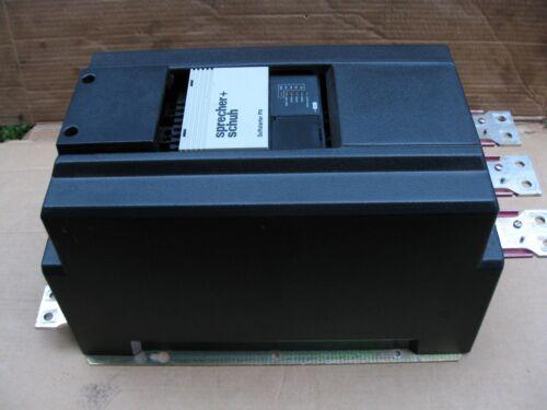 Sprecher Schuh PNS-0360-480V Soft Starter 300HP 480V Series B Motor SoftStarter