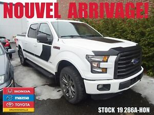 2016 Ford F-150 XLT*FX4+MAG 20 POUCE+GPS+FULL LOAD*WOW*