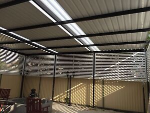 The pergola & fencing master!! Heckenberg Liverpool Area Preview