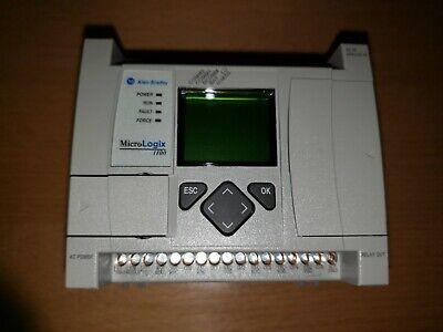 Allen Bradley Micrologix 1100 16 Point Controller 64754850