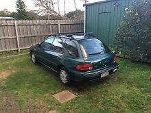 1994 Subaru Impreza Hatchback Rye Mornington Peninsula Preview
