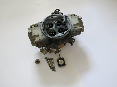 Holley 750 CFM Double Pumper 4779 Drag Race Carburetor No Choke Horn 50cc Pump for sale  Bethpage