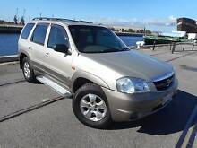 2002Mazda Tribute Traveller Automatic All Wheel Drive Wag low klm Rosewater Port Adelaide Area Preview