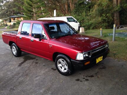 HILUX DUAL CAB (SWAPS) Newcastle  Manly Manly Area Preview