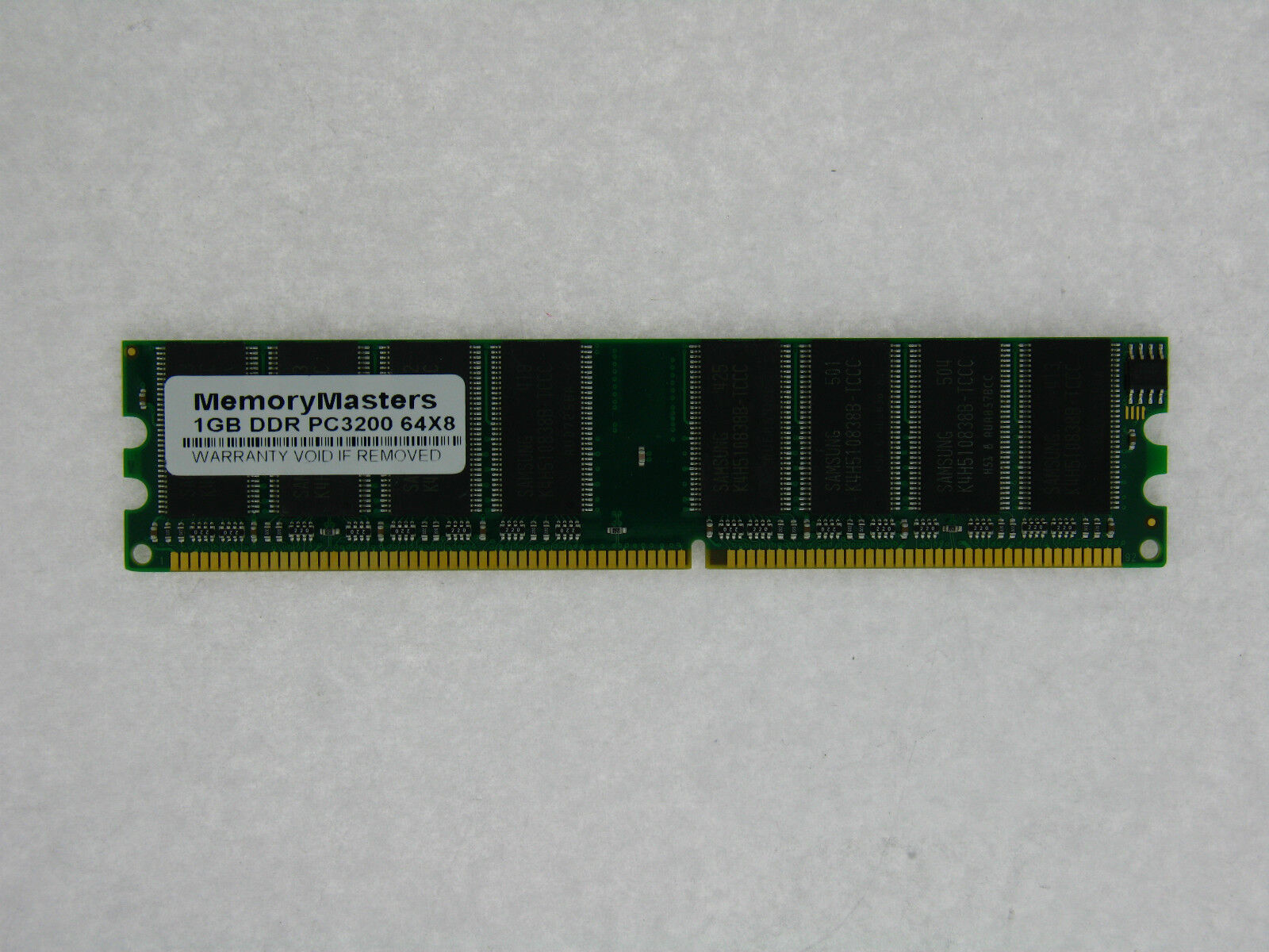 LOT OF TEN 1GB DDR3 MEMORY RAM PC3-6400 NON-ECC DIMM