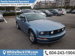 2007 Ford Mustang GT Premium Audio System, Remote Keyless Ent...