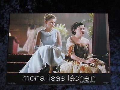 MONA LISA SMILE Lobby Cards/Stills JULIA ROBERTS, KIRSTEN DUNST, JULIA STILES