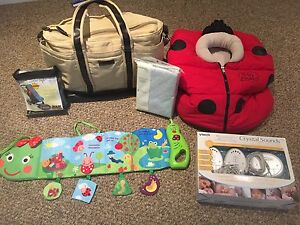 Miscellaneous baby items