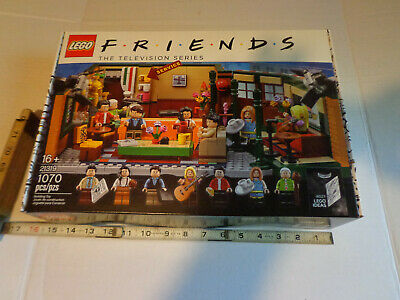LEGO IDEAS FRIENDS THE TELEVISION SERIES CENTRAL PERK-21319 **BRAND NEW IN BOX**
