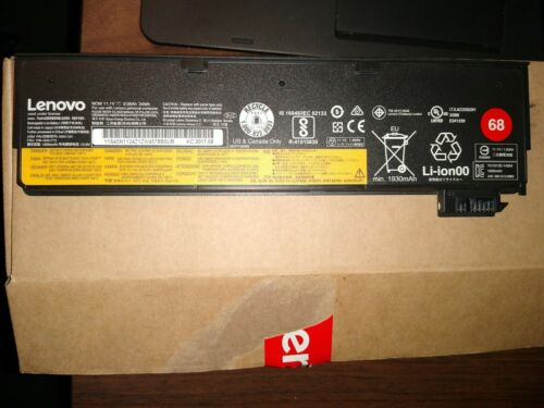 Lenovo Thinkpad X270 Genuine Battery 11.1V 24Wh 1930mAh 45N1124 45N1775 - $18.00