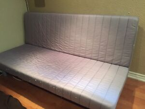 IKEA beddinge queen double futon sofa bed w/mattress