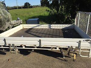Steel ute tray Austral Liverpool Area Preview