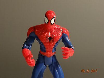 1997 Toy Biz Spider Man Sneak Attack Web Flyers Figure