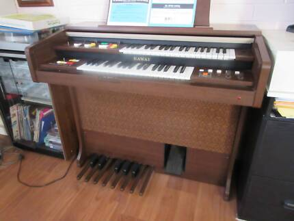 KAWAI ELECTRO CHORD BASS 3 ORGAN Corio Geelong City Preview