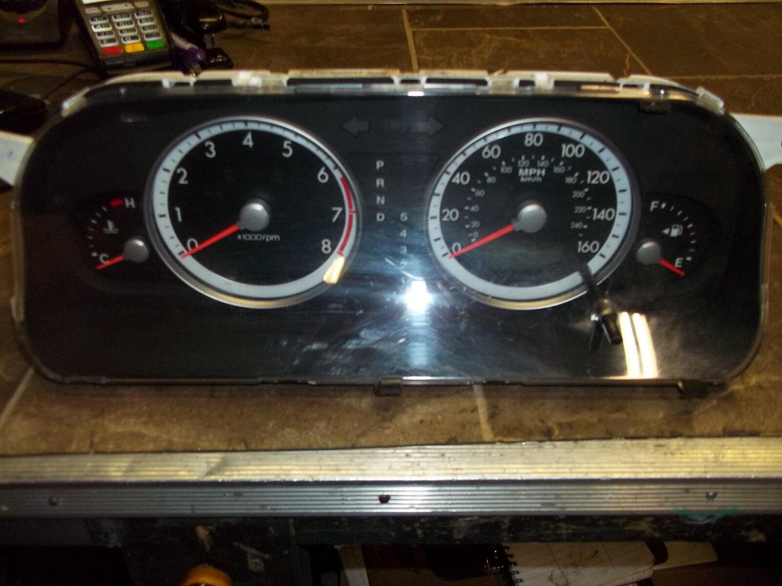 2005 Kia Amanti Dash Fuse Box Speedometer Instrument Cluster Panel Gauges 1600x1200