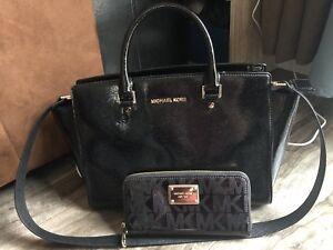 Michael kors purse and wallets,makeup, Celine bag